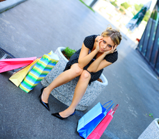 5 Symptoms To Let You Know It May Be Time To Take A Break From Shopping
