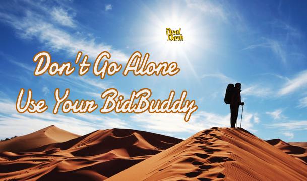 DealDash Tip Use BidBuddy