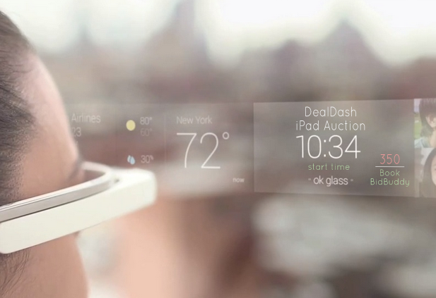 DealDash Auctions Google Glass