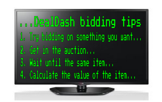 6 DealDash Bidding Tips To Help You Win Auctions