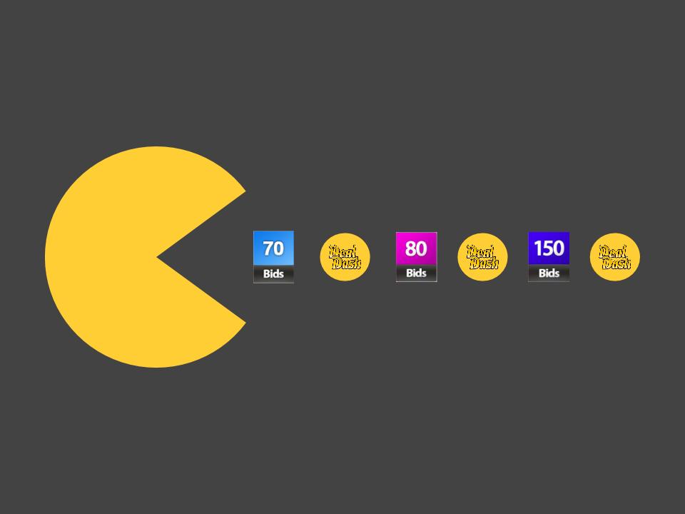 Pac Man Level Up Free Bids DealDash
