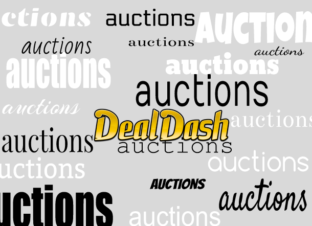 DealDash Auctions