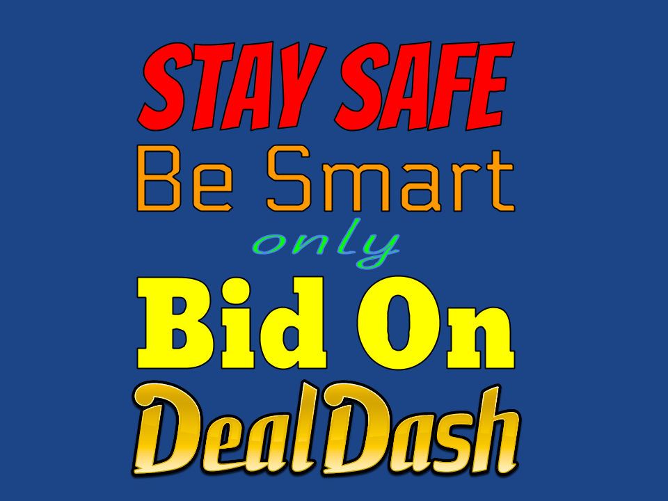 Bid Smart on DealDash penny auction
