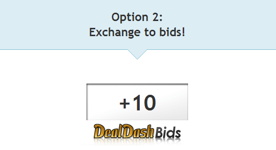 DealDash Bid Exchange
