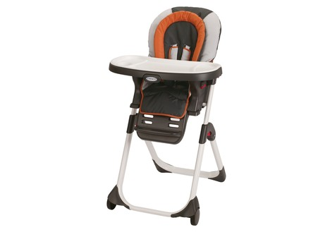 Graco Childrens Products DuoDiner LX 3-in-1 High Chair Won on DealDash