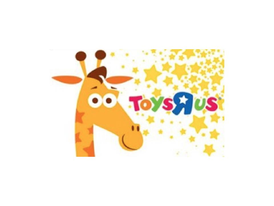 Get discount Toys R Us gift cards on DealDash