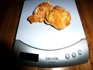 Food Scale Review Won on DealDash.com