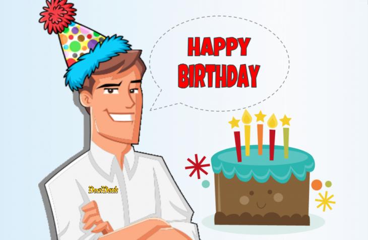 Birthday DealDash