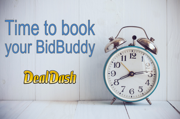 DealDash BidBuddy Alarm