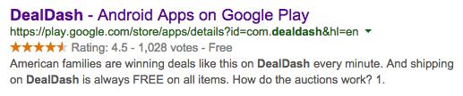 DealDash App