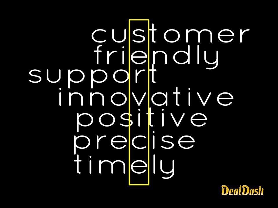 Customer Service DealDash