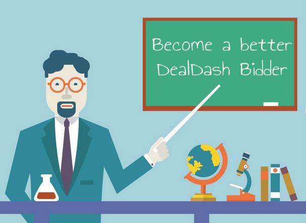 Bid Better on DealDash