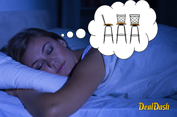 Sleep Shopping on DealDash