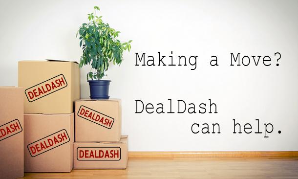 Making a Move? DealDash can help