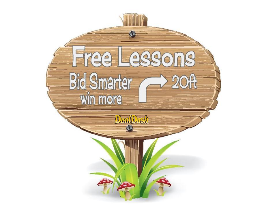 Free Bidding Lessons