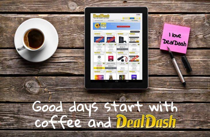 DealDash.com Penny Auctions