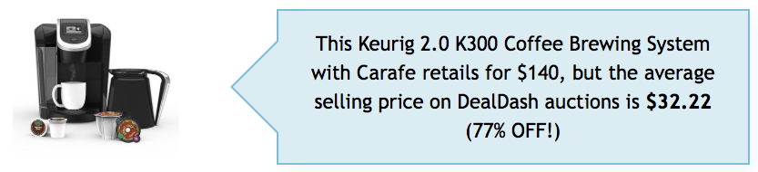 Keurig Coffee Maker Deal