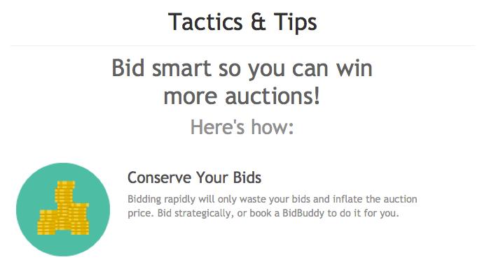 Best Bidding Site Offers Tips