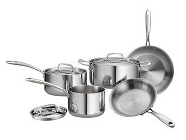 Tramontina Stainless Steel Cookware