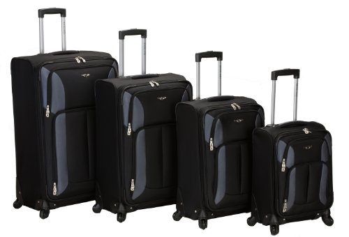 impact spinner luggage set