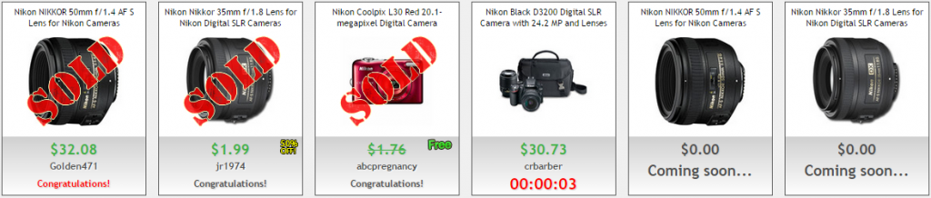 Nikon Cameras and Accesories